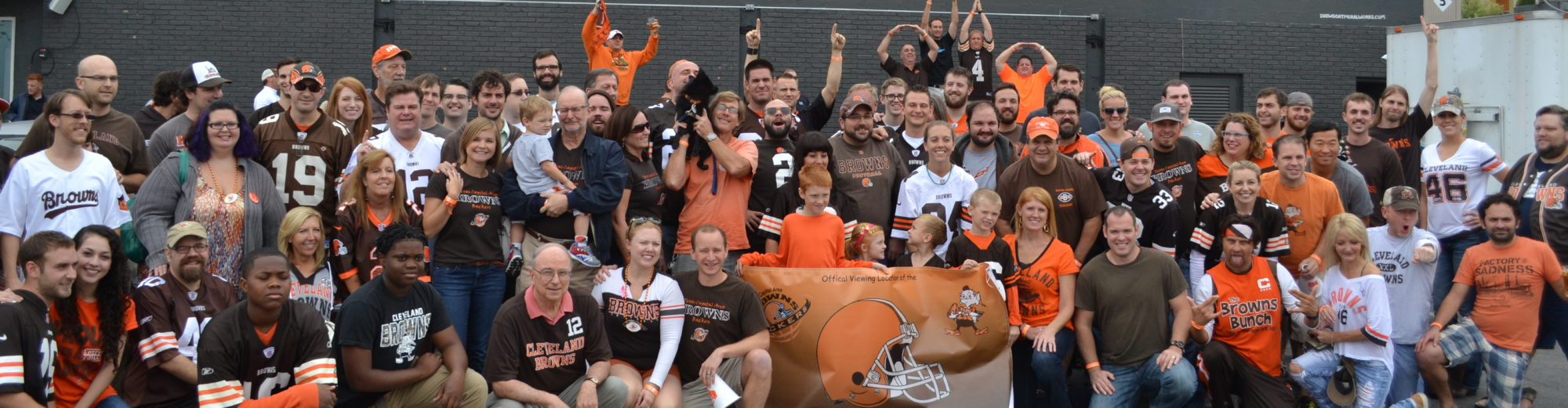Texas Capital Area Browns Backers